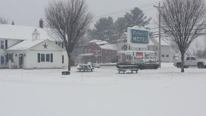 motel snow